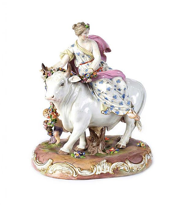 MEISSEN GROUP at Ross's Online Art Auctions