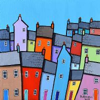 BOX TOWN by Paul Bursnall at Ross's Auctions