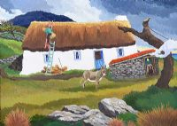 RUNNING REPAIRS, DONEGAL by James Macintyre RUA at Ross's Auctions