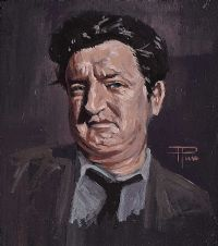BRENDAN BEHAN by Thomas Putt at Ross's Auctions