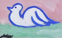 DOVE by Markey Robinson at Ross's Auctions