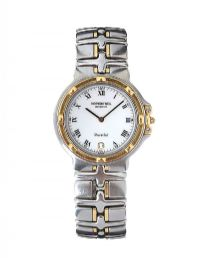 RAYMOND WEIL 'PARSIFAL' STAINLESS STEEL GENT'S WRIST WATCH at Ross's Jewellery Auctions