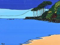 THE PATH TO HELEN'S BAY by Eddie Mallon at Ross's Auctions