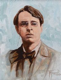 WILLIAM BUTLER YEATS by Thomas Putt at Ross's Auctions