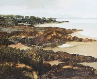 NEAR BALLYHUBBOCK by Arthur Armstrong RHA RUA at Ross's Auctions