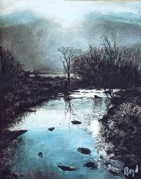 MORNING MIST by Diarmuid Boyd at Ross's Auctions