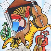 TIGER RAG by George Smyth at Ross's Auctions