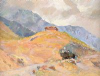 OBSERVATION POST by Vassily Mikhailovitch Lisov at Ross's Auctions