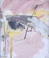 BRIDGE OVER THE RIVER by Basil Blackshaw HRHA HRUA at Ross's Auctions