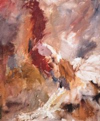 COCKEREL by Basil Blackshaw HRHA HRUA at Ross's Auctions