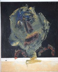 HEAD by Basil Blackshaw HRHA HRUA at Ross's Auctions