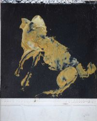 DOG by Basil Blackshaw HRHA HRUA at Ross's Auctions