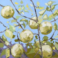 APPLES by Michael Brown at Ross's Auctions