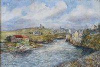 BALLYSHANNON by M.I. Allingham at Ross's Auctions