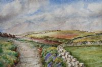 ON THE SLIGO ROAD by M.I. Allingham at Ross's Auctions