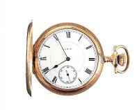 GOLD PLATED POCKET WATCH at Ross's Jewellery Auctions
