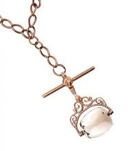 9CT ROSE GOLD NECKLACE at Ross's Auctions