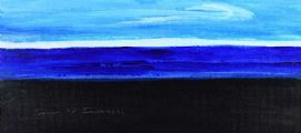 SHORELINE BOG II by Sean McSweeney HRHA at Ross's Auctions