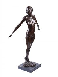 FEMALE NUDE DANCER by David Williams Ellis at Ross's Auctions