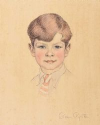 PORTRAIT OF CHRISTOPHER MACCABE by Eileen Ayrton at Ross's Auctions