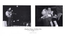 ELVIS AT CLEVELAND ARENA by Lew Allen at Ross's Auctions
