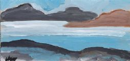 ACHILL SHORELINE by Markey Robinson at Ross's Auctions