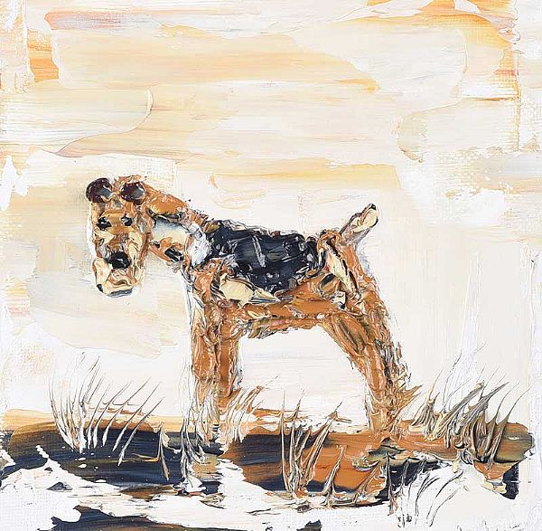 MUCKY PUP by Michael Smyth at Ross's Online Art Auctions