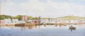 PORTAFERRY by Joseph William  Carey RUA at Ross's Auctions