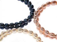 THREE FRESHWATER PEARL BRACELETS at Ross's Jewellery Auctions