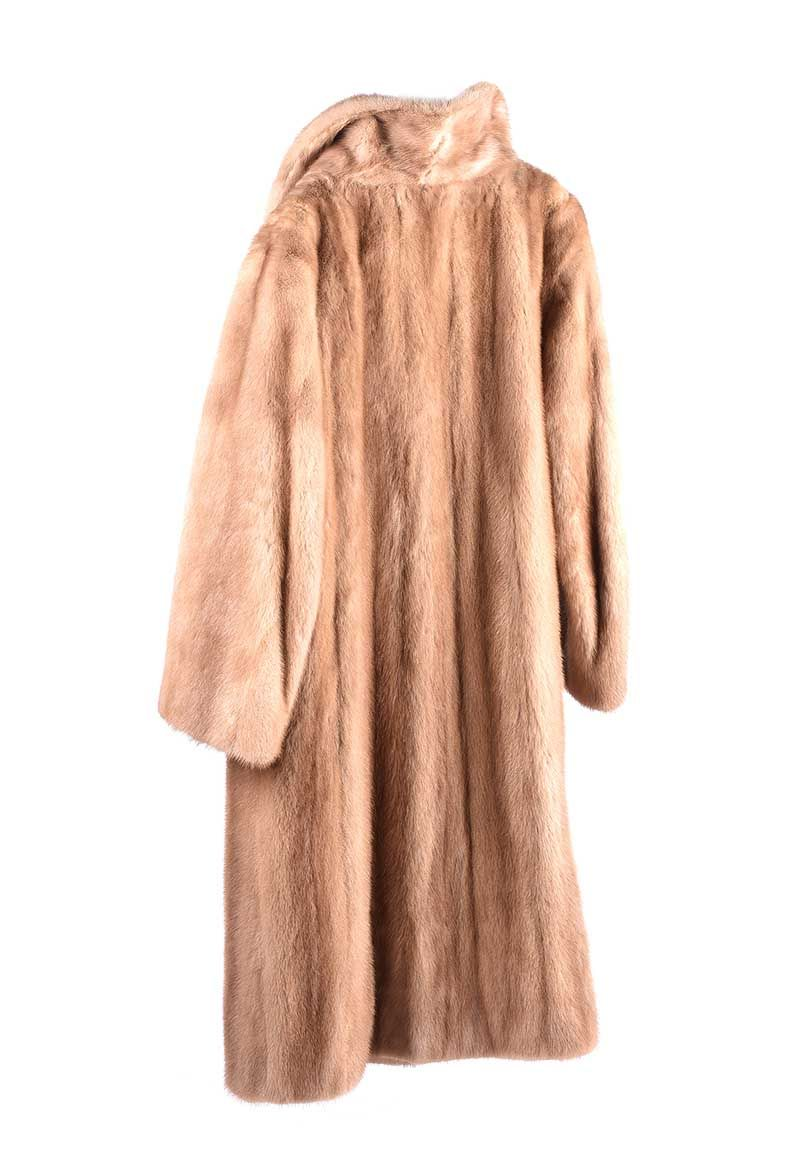 BLONDE MINK COAT at Ross's Online Art Auctions