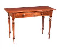 VICTORIAN MAHOGANY SIDE TABLE at Ross's Auctions