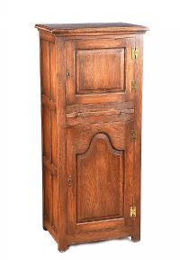 OAK COCKTAIL CABINET at Ross's Auctions