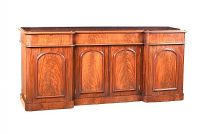 VICTORIAN MAHOGANY SIDEBOARD at Ross's Auctions