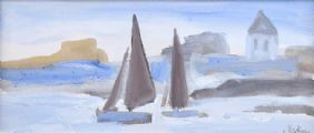 OUT SAILING by Markey Robinson at Ross's Auctions