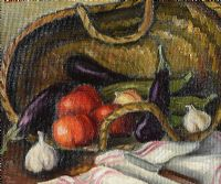 TABLE TOP STILL LIFE by John Turner RUA at Ross's Auctions