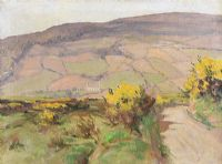 CUSHENDUN, COUNTY ANTRIM by James Humbert Craig RHA RUA at Ross's Auctions