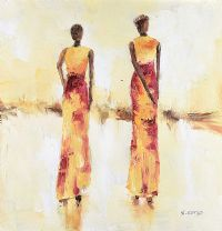 CATWALK QUEENS by African School at Ross's Auctions