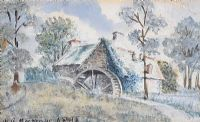 THE OLD MILL by William Gibbs Mackenzie ARHA at Ross's Auctions