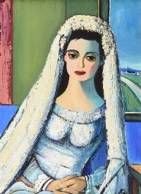 THE BRIDE by Alan Quigley at Ross's Auctions