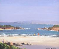 AT PORTNABLAGH, COUNTY DONEGAL by George K. Gillespie at Ross's Auctions