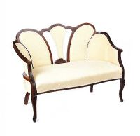 EDWARDIAN SETTEE at Ross's Auctions