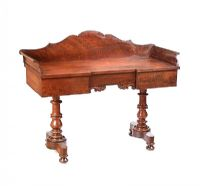WILLIAM IV SIDE TABLE at Ross's Auctions