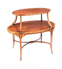 EDWARDIAN ROSEWOOD ETAGE at Ross's Auctions