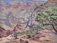 GRAND CANYON by Robert Taylor  Carson RUA at Ross's Auctions