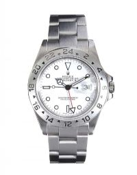 ROLEX 'EXPLORER II' STAINLESS STEEL GENT'S WRIST WATCH at Ross's Auctions