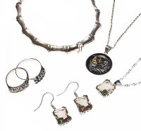 ASSORTMENT OF SILVER JEWELLERY at Ross's Jewellery Auctions