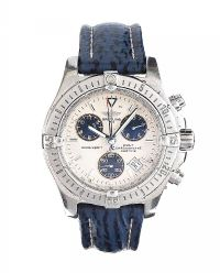 BREITLING 'COLT' STAINLESS STEEL GENT'S WRIST WATCH at Ross's Auctions