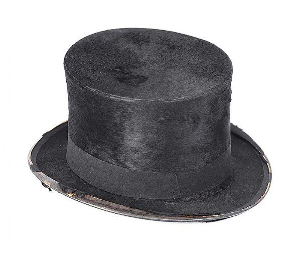 TOP HAT & BOX at Ross's Online Art Auctions