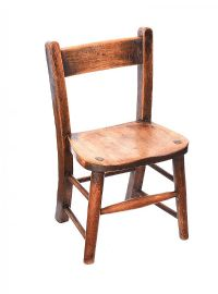VICTORIAN CHILD'S CHAIR at Ross's Auctions