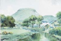 CUSHENDALL, COUNTY ANTRIM by Charles McAuley at Ross's Auctions